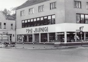 dudweiler, saarbruecken, philipp jung, 1953