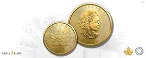 gold,kanada,maple leaf,2021,goldmünze,goldmünzen,adelshaus,goldpreis,gold kaufen,
