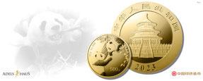 panda gold, panda china 2022, gold, goldmünzen, gold kaufen, adelshaus,