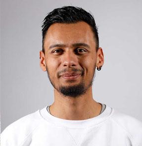 Luis Salgado, Hafner bei Peterkeramik GmbH