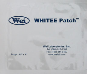 Wei WHITEE patch image