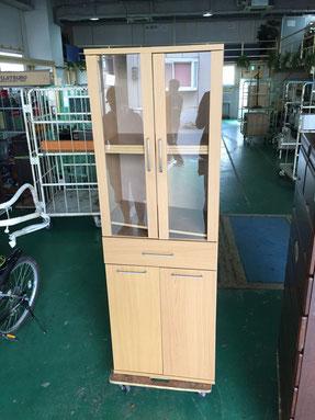 ニトリ食器棚