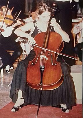 Kathrin Hirzel, Konzert in Frankreich 1981