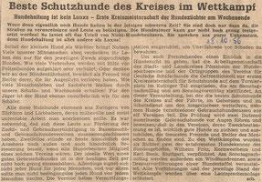 PZ 18.Oktober 1956