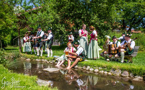 Bierfest Weinfest Trachtenverein Lauterbach Gaufest 2018 Bast Scho Auer Bräu