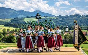 Gauheimatabend Heimatabend Gaufest 2018 Trachtenverein Lauterbach