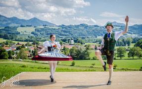 Gaupreisplatteln Festausklang Gaufest 2018 Trachtenverein lauterbach