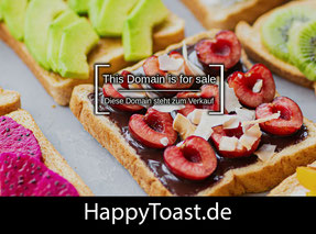 HappyToast.de - this domain is for sale