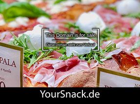 YourSnack.de - this domain is for sale