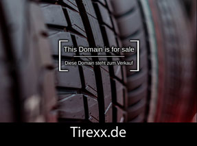 Tirexx.de - this domain is for sale