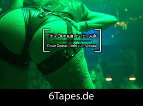 6Tapes.de - this domain is for sale