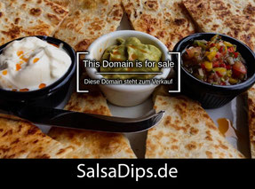 SalsaDips.de - this domain is for sale