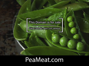PeaMeat.com - this domain is for sale