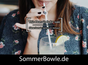 SommerBowle.de - this domain is for sale