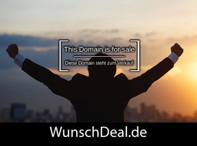 WunschDeal.de - this domain is for sale