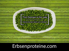 ErbsenProteine.com - this domain is for sale