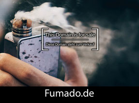 Fumado.de  - this domain is for sale