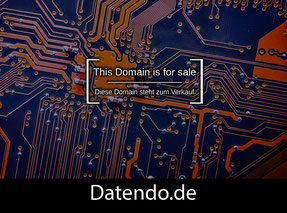 Datendo.de - this domain is for sale