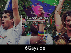 6Gays.de - this domain is for sale