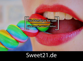Sweet21.de - this domain is for sale
