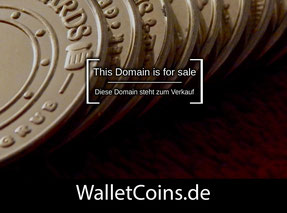 WalletCoins.de - this domain is for sale