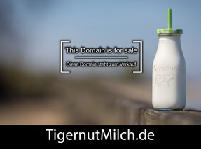 TigernutMilch.de - this domain is for sale