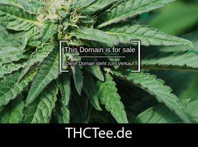 THCTee.de - this domain is for sale