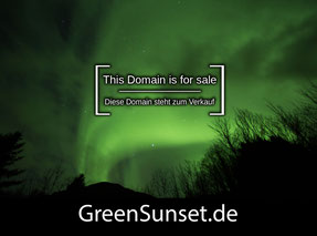 GreenSunset.de - this domain is for sale
