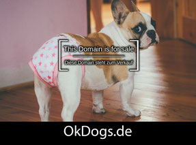 OKDogs.de - this domain is for sale