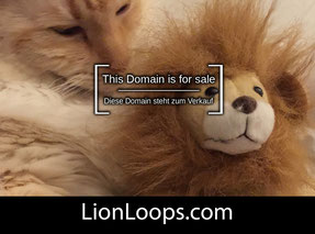 LionLoops.com - this domain is for sale