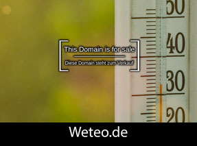 Weteo.de - this domain is for sale