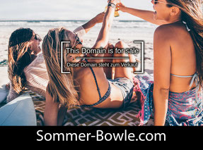 Sommer-Bowle.com - this domain is for sale