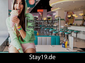 Stay19.de - this domain is for sale