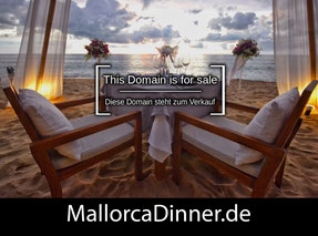 MallorcaDinner.de - this domain is for sale