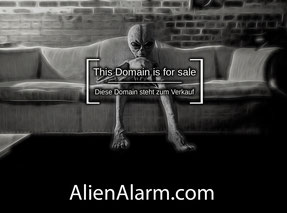 AlienAlarm.com - this domain is for sale
