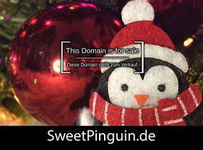 SweetPinguin.de - this domain is for sale