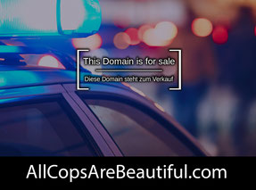 AllCopsAreBeautiful.com - this domain is for sale