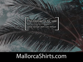 MallorcaShirts.com - this domain is for sale
