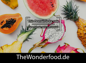 TheWonderfood.de - this domain is for sale