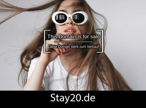 Stay20.de - this domain is for sale