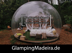 GlampingMadeira.de - this domain is for sale