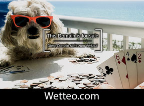 Wetteo.com - this domain is for sale