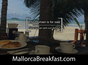 MallorcaBreakfast.com - this domain is for sale