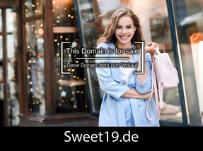 Sweet19.de - this domain is for sale