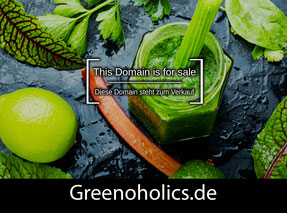 Greenoholics.de - this domain is for sale