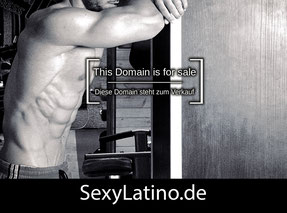 SexyLatino.de - this domain is for sale
