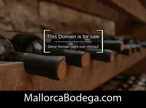 MallorcaBodega.com - this domain is for sale