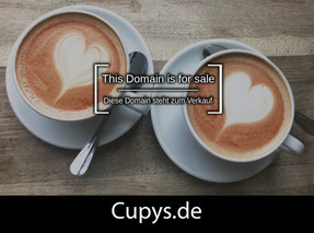 Cupys.de - this domain is for sale