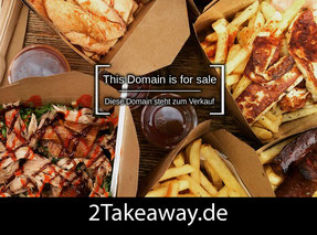2Takeaway.de - this domain is for sale