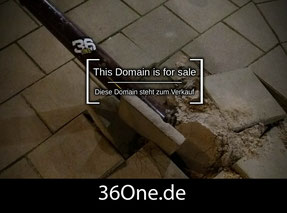36one.de - this domain is for sale